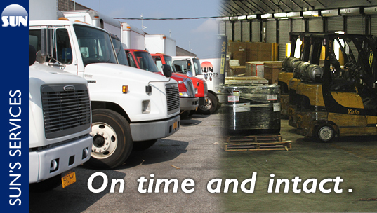 Trucking and Services