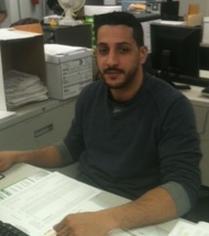 Sun Logistics Welcomes It's Newest Employee!